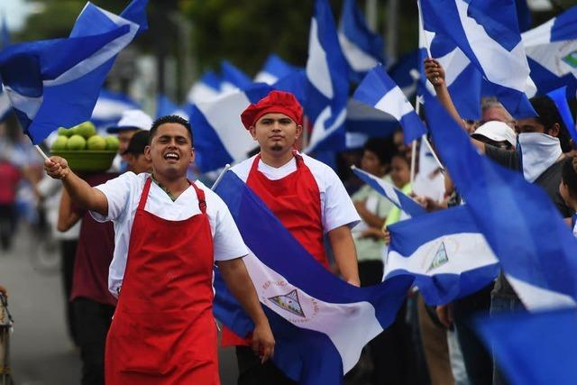 Requiem auf Nicaraguas Revolution