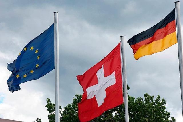 CDU-Politiker im Südwesten wollen Flüchtlingsabkommen mit der Schweiz