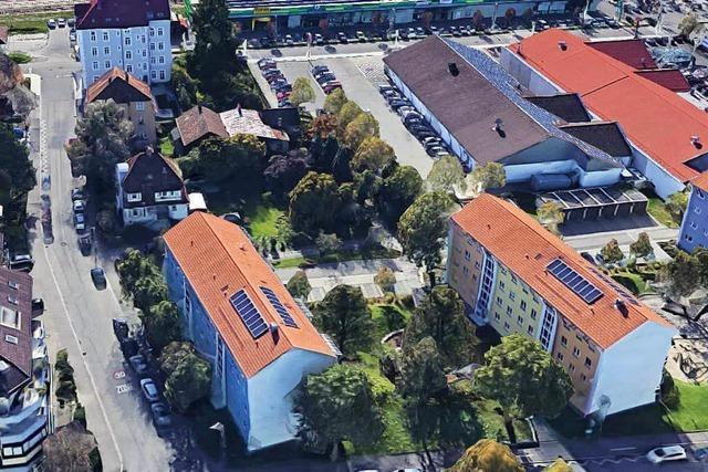 Mehr Wohnungen für die Rheinfelder Innenstadt