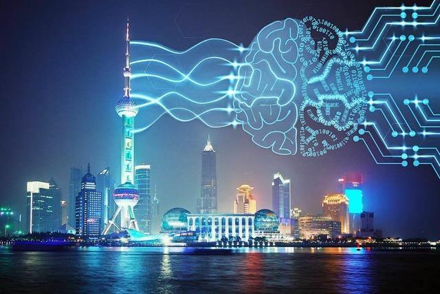 Wie China bei künstlicher Intelligenz eine Weltmacht werden will