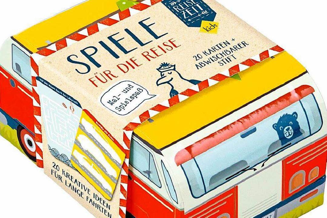 Spiele für die Reise.  | Foto: Verlag Die Spiegelburg