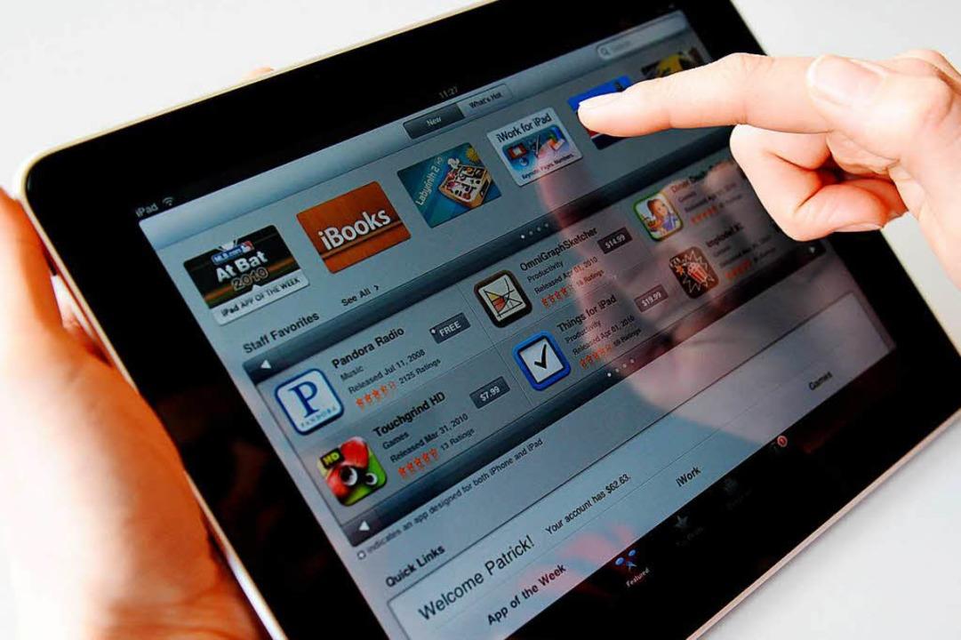 Die Beschwerden über Anbieter dubioser Geldanlagen im Internet nehmen zu.    Foto: dpa