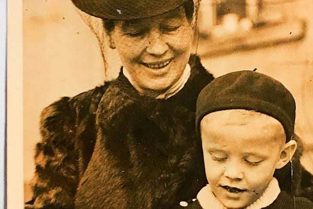 Er war blond, blauäugig – und wurde in ein Nazi-Heim gesteckt
