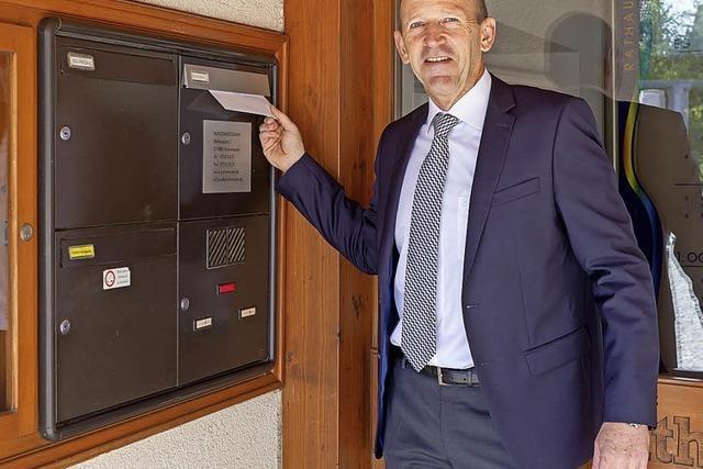 Bürgermeisterwahl in Grafenhausen