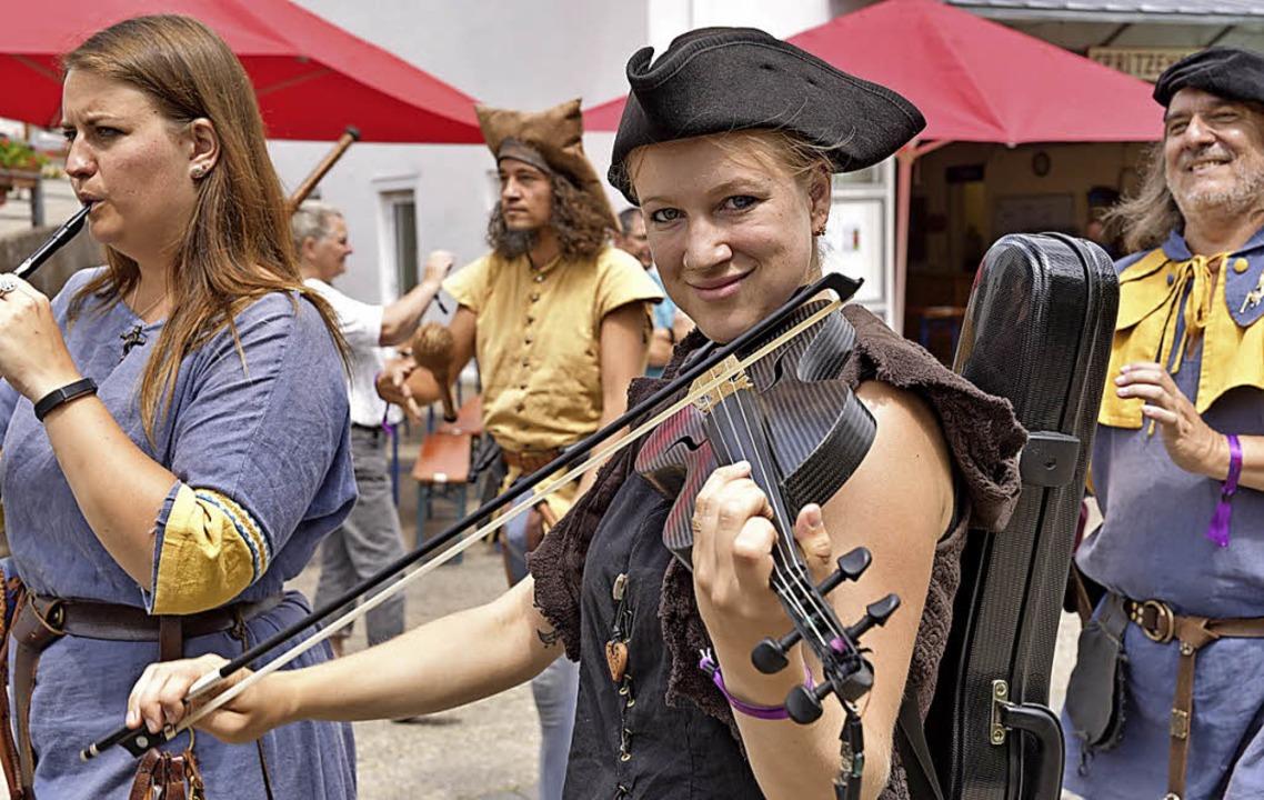 Allerorten ist in Risolvingin Musik zu hören.  | Foto: Philippe Thines