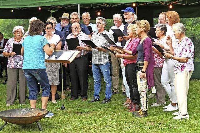 Musikalisches Lichterfest im Kleinen Wiesental