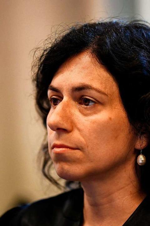 Rechtsanwältin Katja Ravat vertritt vo...icht die Interessen der beiden Kinder.  | Foto: dpa