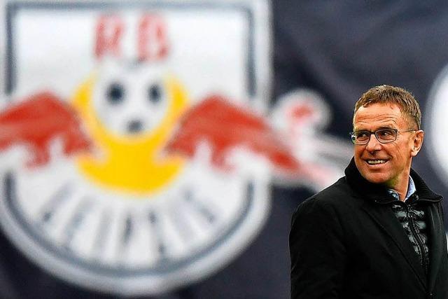 Rangnick soll wieder vorübergehend Trainer bei RB Leipzig werden