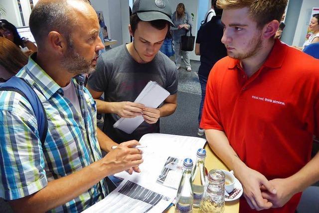 In der Ortenau gab es im Juni nur 2614 Bewerber für 3449 offene Ausbildungsplätze
