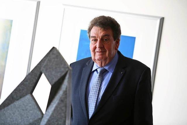 Die Volksbank Lahr war sein Lebenswerk: Manfred Basler ist tot