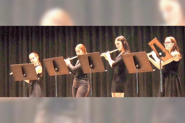Ein großes Konzert zum Abschluss des Schuljahres