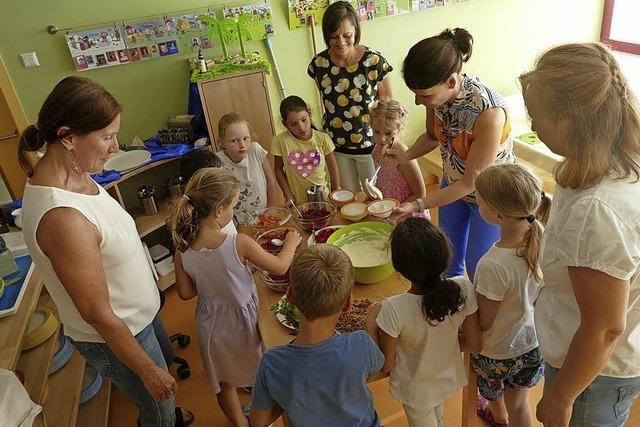 Nachhaltige Bildung im AWO-Kinderhaus
