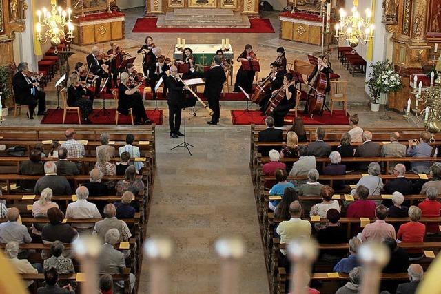 Sommerliche Klassik in der Klosterkirche