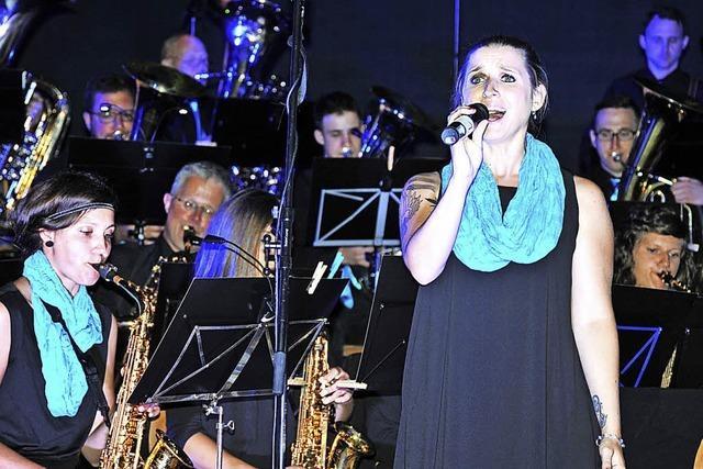 Ein Konzert, mit heißen und eisigen Rhythmen