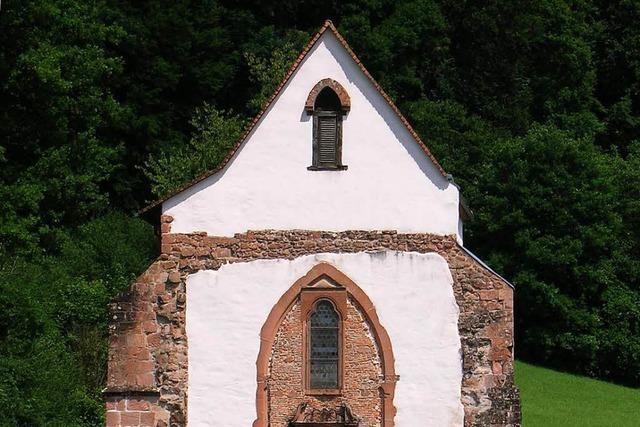 Spurensuche in der Tennenbacher Kapelle: Gab es eine Schatzkammer unterm Dach?