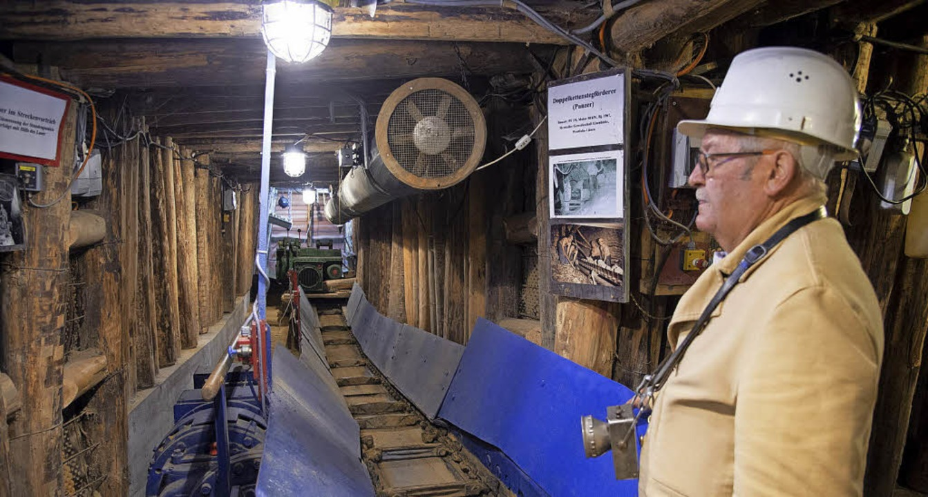 Das Bugginger Kalimuseum gibt Einblick...schichte des Bergbaus in der Gemeinde.    Foto: Volker Münch