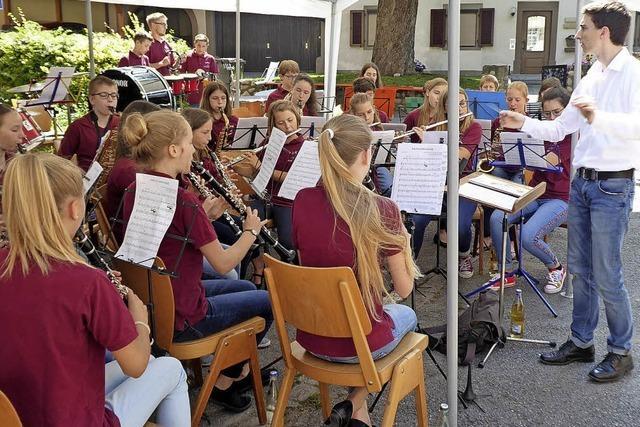 Musik im Schlosshof