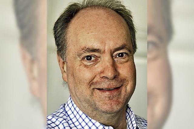 Christian Himmelsbach engagiert sich seit Jahrzehnten für Quartiersarbeit