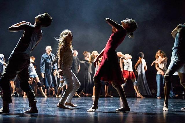 Groß denken: Die School of Live and Dance im Freiburger Theater