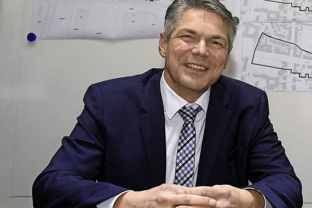 Stefan Breiter hat seine ersten 100 Tage im Amt des Finanzbürgermeisters absolviert