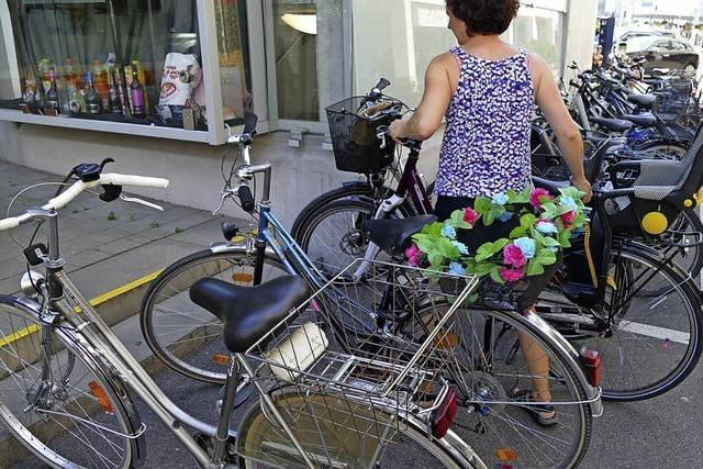 Für Radfahrer bewegt sich einiges
