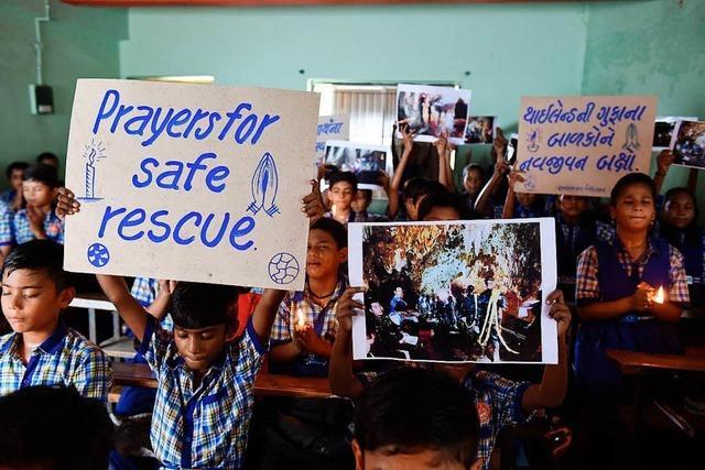 Warum uns das Höhlen-Drama von Thailand so berührt