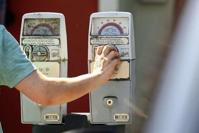Was tun, wenn Parkuhren und Parkscheinautomaten streiken?