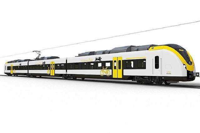 Gibt es zu wenige Türen in den neuen Zügen der Höllentalbahn?