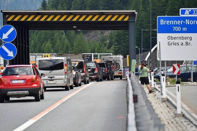 Grenzkontrollen in Europa sind eine sehr teure Sache