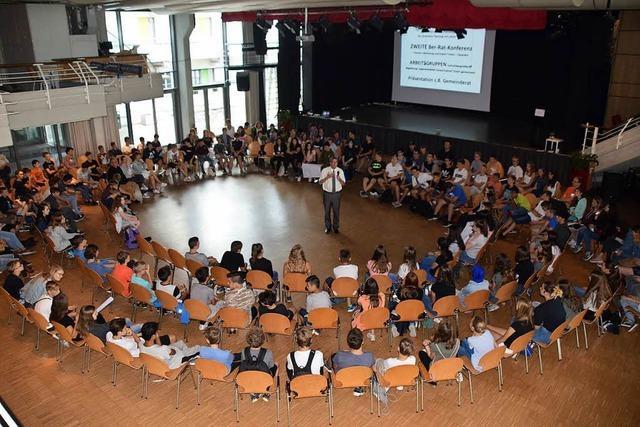 Jugendrathaus: Wie Rheinfelden Jugendliche für Politik begeistern will