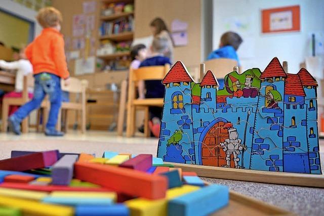 Mehr Kinder für Kindertageseltern