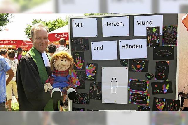 Gemeindefest in Bahlingen