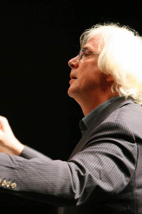 Chorleiter Winfried Toll  | Foto: Pro