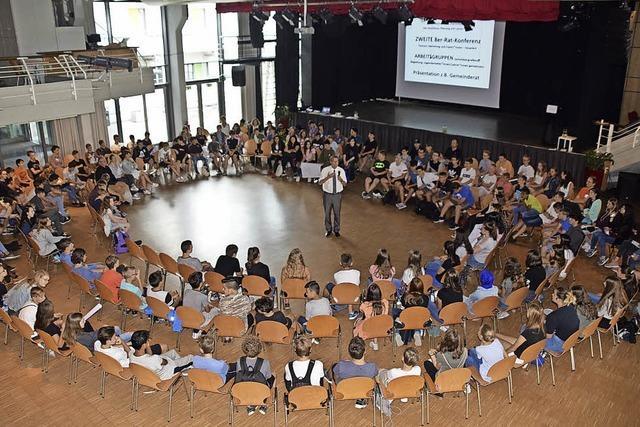 Jugendrathaus: So will Rheinfelden Jugendliche für Politik begeistern