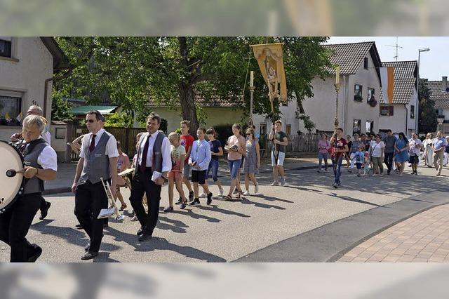 Pfarrgemeinde St. Ulrich feiert Patrozinium