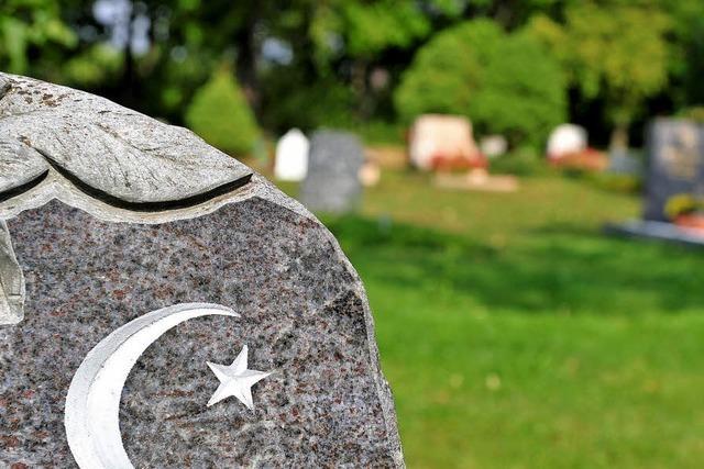 Friedhofsbeschluss vertagt