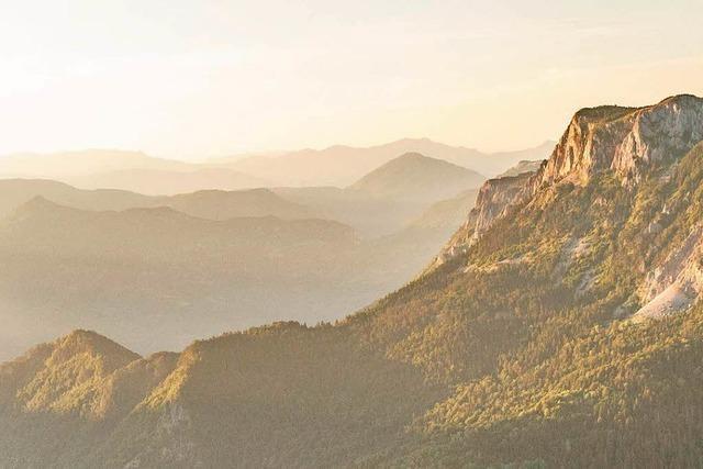 Sutjeska-Nationalpark in Bosnien – einer der letzten Urwälder Europas