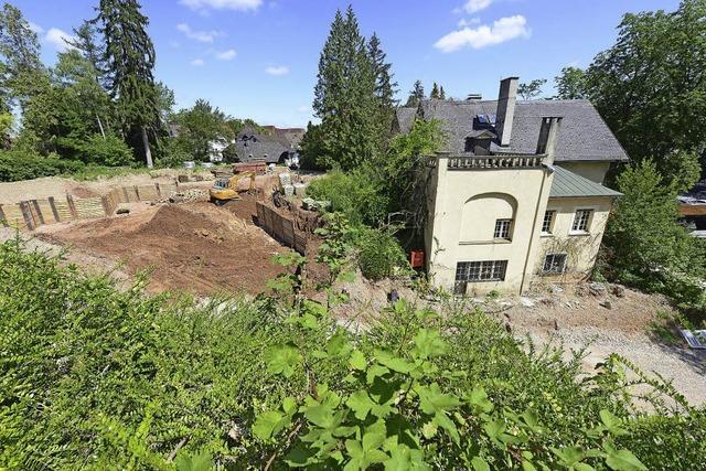 Treubau verkauft 3000-Quadratmeter-Gelände mit Reinhold-Schneider-Villa an Privatperson