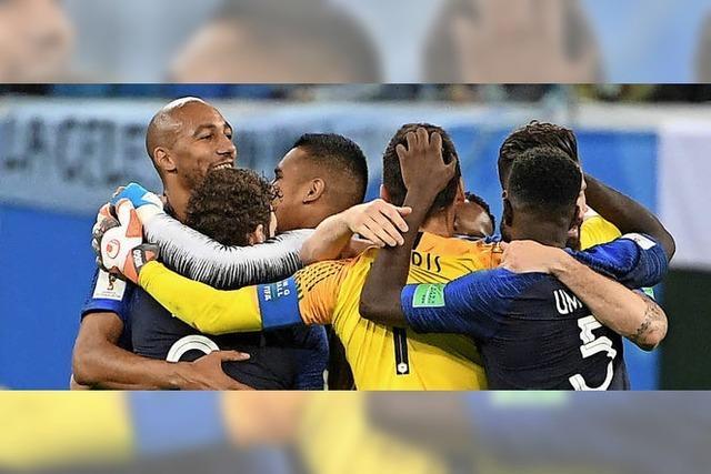 Die Träume der Équipe Tricolore