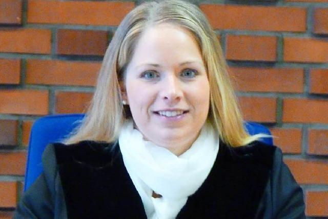 Anne Mehling: Das Richteramt ist ihr Traumberuf
