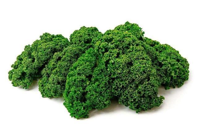 Kalziumreiche Wedel: der Grünkohl