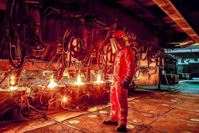 Stabstahl und Walzdraht von der Badische Stahlwerke GmbH
