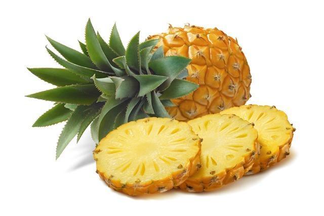 Gute-Laune-Macherin: die Ananas