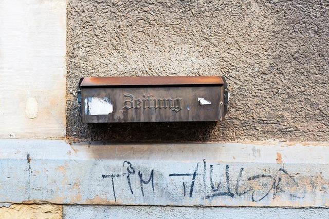 Hundekot im Briefkasten - Nachbarstreit eskaliert