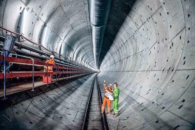 Die Herrenknecht AG ist Technologieführer im Bereich der maschinellen Tunnelvortriebstechnik