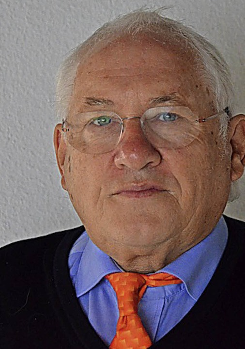 Bernhard Schwär  | Foto: Anita Fertl