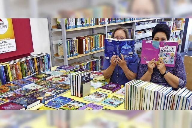 Mit Lesen Spaß haben und gewinnen