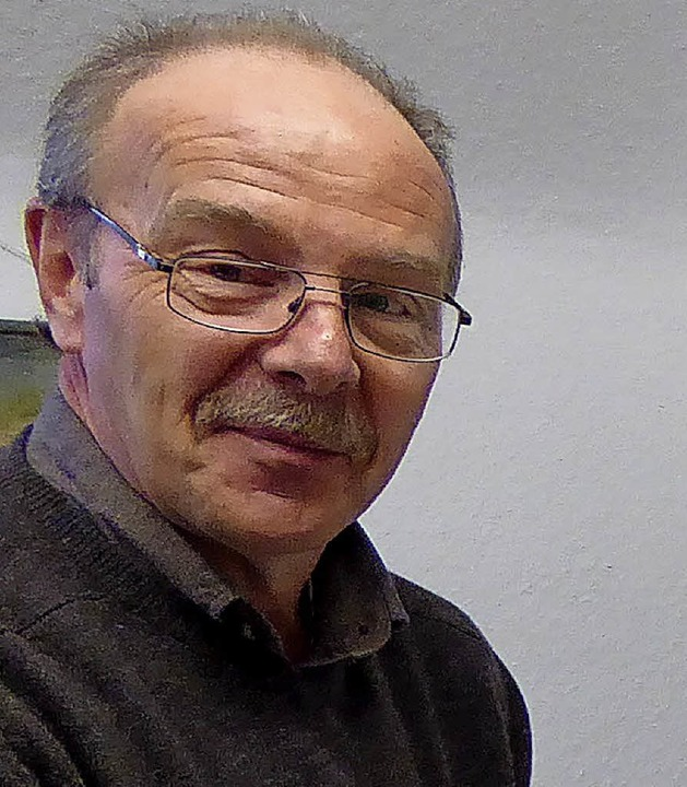 Dierk Weißpfennig    Foto: Peter Stellmach