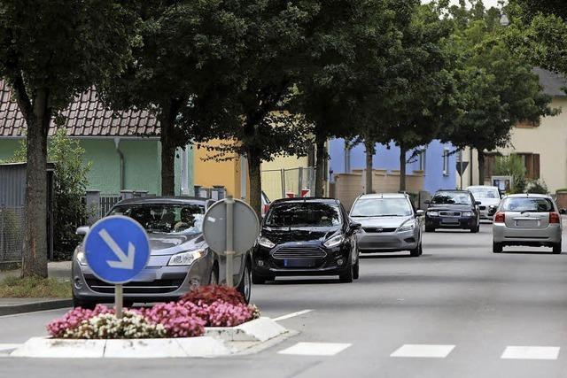 Klagen über mehr Verkehr