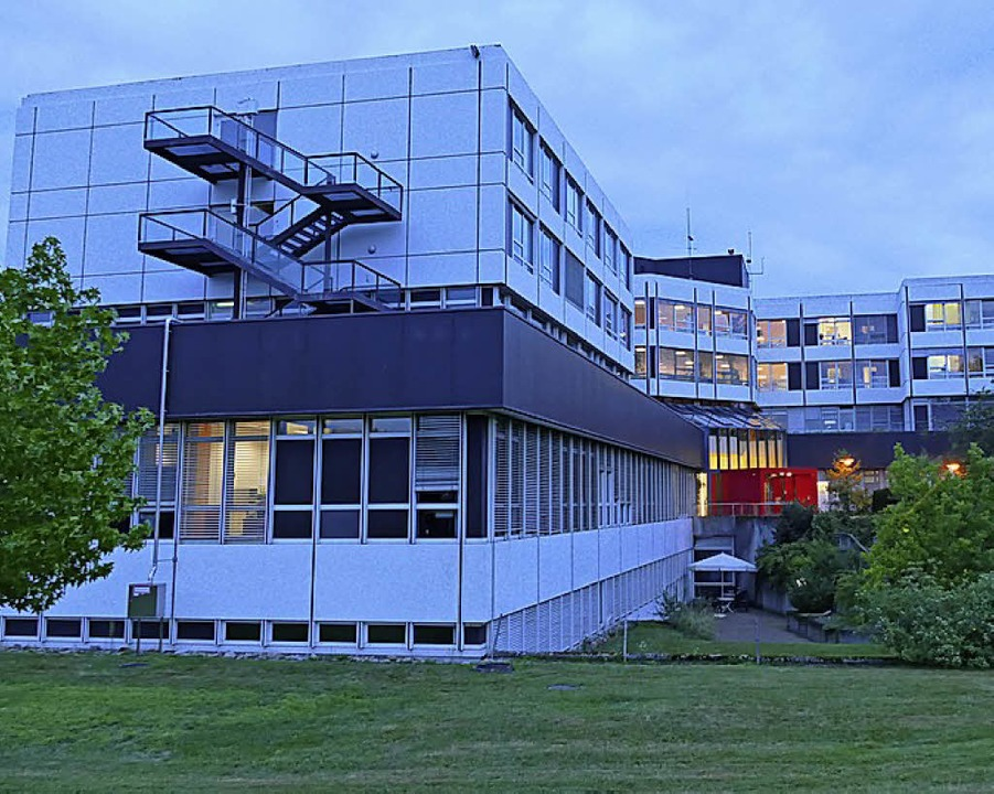 Der Gesundheitscampus kommt im Kreistag zur Sprache.     Foto: Fritsch